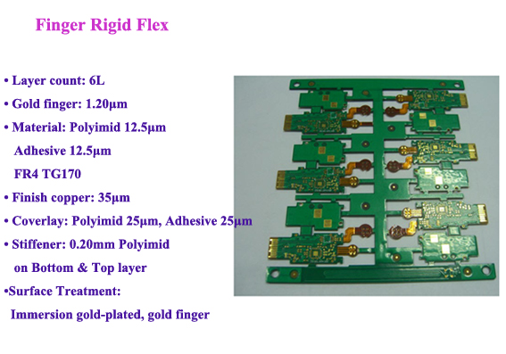 CAPABILITIES / Rigid Flex Products_Multilayer Group Co ,Limited